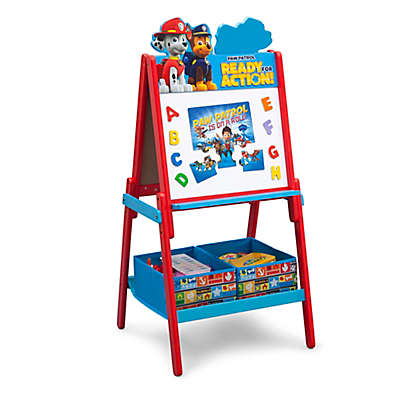 Delta™ Nick Jr.™ PAW Patrol Wooden Activity Easel with Storage