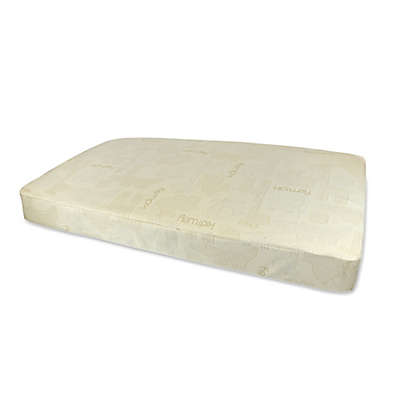 KidiComfort™ Organic Cotton Waterproof Crib Mattress Cover in Natural