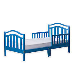 Dream On Me Elora Toddler Bed in Blue