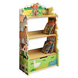 Teamson Fantasy Fields Happy Farm Bookshelf
