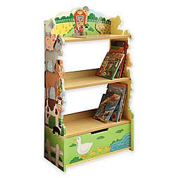 Teamson Fantasy Fields Happy Farm Bookshelf