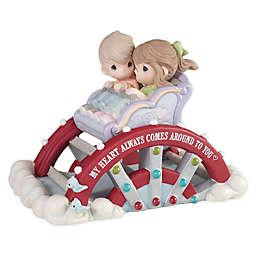 Precious Moments® Limited Edition Couple On Ferris Wheel Figurine
