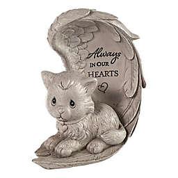 Precious Moments® Cat Memorial Garden Stone