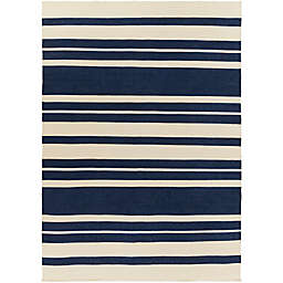 Surya Corniston 8-Foot x 11-Foot Indoor/Outdoor Area Rug in Navy