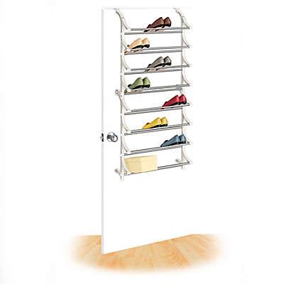 Lynk Over-The-Door 24-Pair Shoe Rack