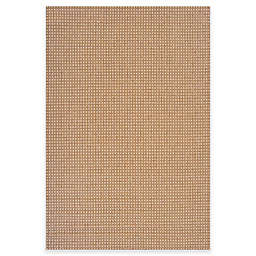 Style Statements by Surya Dom 3-Foot 11-Inch x 5-Foot 7-Inch Indoor/Outdoor Area Rug in Beige