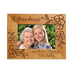If Grandmas Were Flowers I'd Pick You