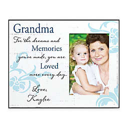 """""""You Are Loved"""" 4-Inch x 6-Inch Picture Frame"""