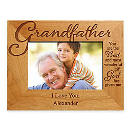 The Grandparent Gift Co Gray Nanas Love Distressed 4 X 6 Photo