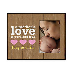 """A Mother's Love"" 4-Inch x 6-Inch Picture Frame"