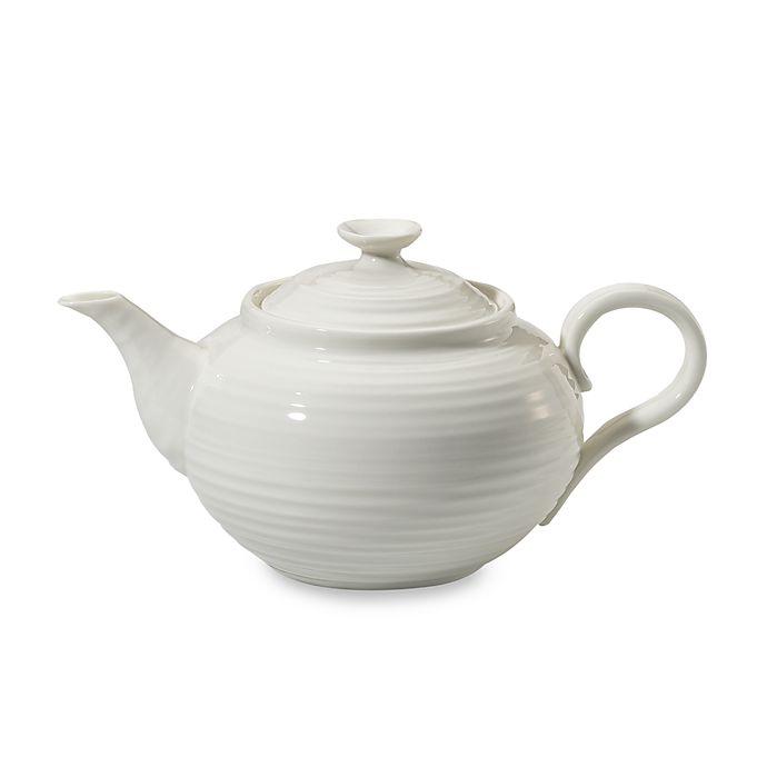 Alternate image 1 for Sophie Conran for Portmeirion® Teapot in White