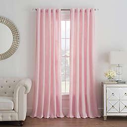 Cambria® Malta Rod Pocket/Back Tab Window Curtain Panel