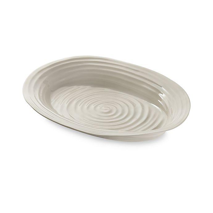 Alternate image 1 for Sophie Conran for Portmeirion® Oval Platter in White