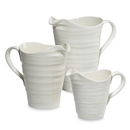 Sophie Conran for Portmeirion® White Pitchers