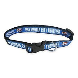 NBA Oklahoma City Thunder Pet Collar