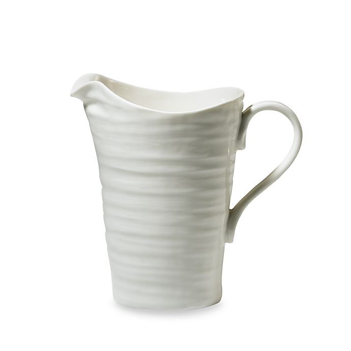 Alternate image 1 for Sophie Conran for Portmeirion® Large 3-Pint Pitcher in White