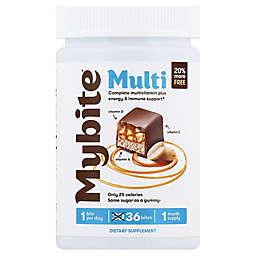 Mybite® Multi 30-Count Milk Chocolate Peanut Butter Multivitamin Bites