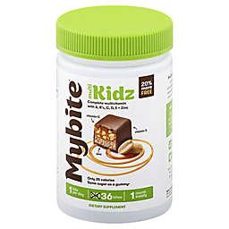 Mybite® Multi Kidz 30-Count Milk Chocolate Peanut Butter Multivitamin Bites