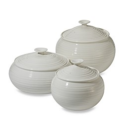 Sophie Conran for Portmeirion® White Casseroles