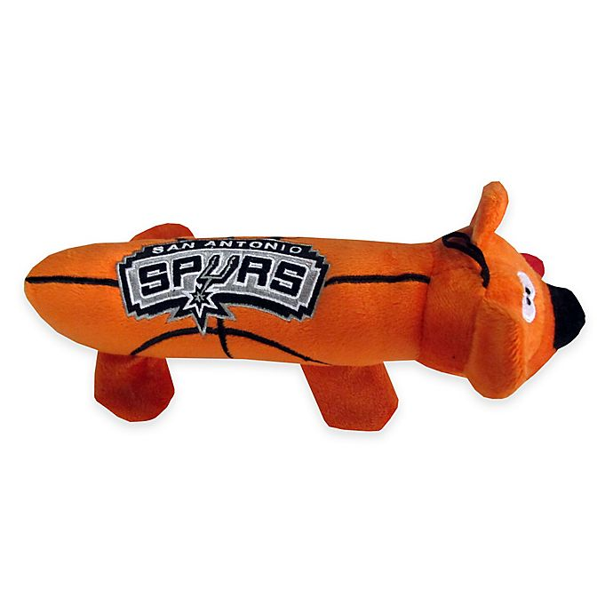 buy popular d6428 d4967 Official NBA San Antonio Spurs Basketball Dog Pet Toy | Bed ...