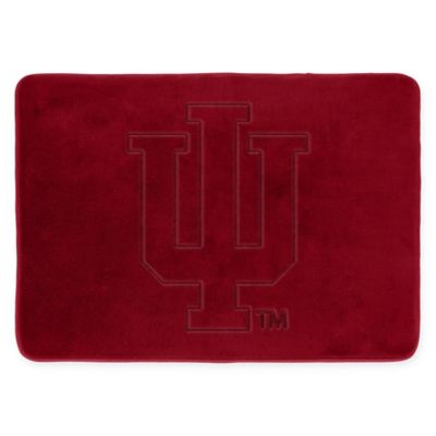 Indiana University Memory Foam Rug By The Northwest Bed