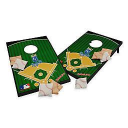 MLB Kansas City Royals Tailgate Toss Cornhole Set
