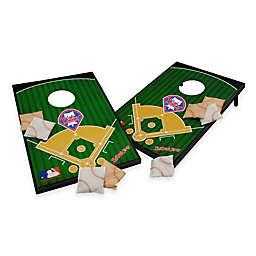 MLB Philadelphia Phillies Tailgate Toss Cornhole Set