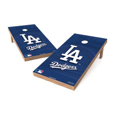 Mlb Los Angeles Dodgers Regulation Cornhole Set Bed Bath