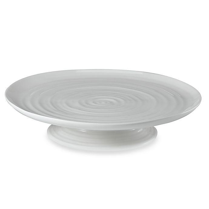Alternate image 1 for Sophie Conran for Portmeirion® Cake Plate in White