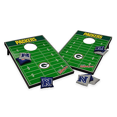 NFL Green Bay Packers Tailgate Toss Cornhole Set