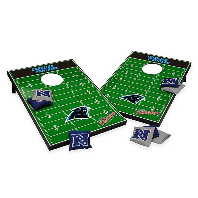 Alternate image 1 for NFL Tailgate Toss Cornhole Set