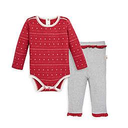 Burt's Bees Baby® 2-Piece Sweet Winter Organic Cotton Bodysuit and Pant Set