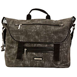 Kalencom® London Diaper Bag in Stormy Grey