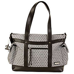 Kalencom® Los Angeles Diaper Bag in Medallion Grey