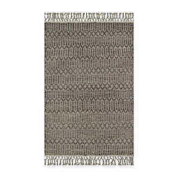 Natural Habitat Century 1-Foot 9-Inch x 2-Foot 10-Inch Rug in Silver