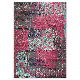 Safavieh Monaco Lena Area Rug in Pink Multi