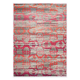 Safavieh Monaco Maya Area Rug in Grey Multi