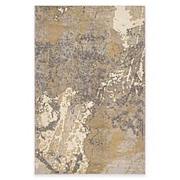 Safavieh Monaco Marble Area Rug in Ivory/Grey