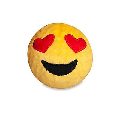 fabdog® Fabmoji Hearts Emoji Faball Dog Toy