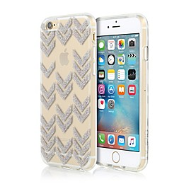 Incipio® Chevron-Patterned ISLA Design Series iPhone 6S Case in Multi-Glitter