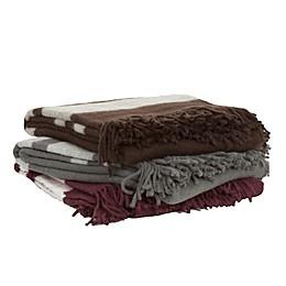 Nottingham Home Australian Wool Blend Throw Blanket