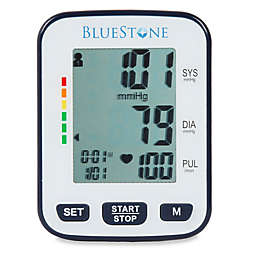 Bluestone Automatic Wrist Blood Pressure Monitor with Two Memory Groups