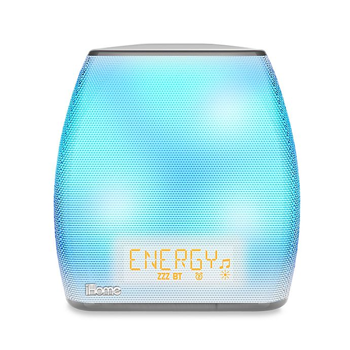 Alternate image 1 for iHome® Zenergy™ Bedside Sleep Therapy Speaker
