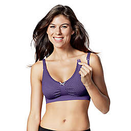 Bravado Designs Confetti Nursing Bra in Plum