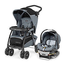 Chicco® Cortina® CX Keyfit® 30 Travel System in Iron™