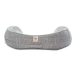 Ergobaby™ Natural Curve Nursing Pillow Cover in Heathered Grey