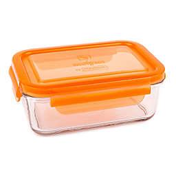 Wean Green® 23 oz. Lunch Tub in Carrot