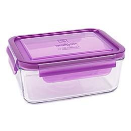 Wean Green® 36 oz. Meal Tub in Grape