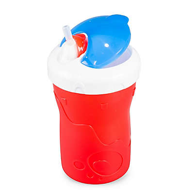 BooginHead® SippiSnack in Red/Blue