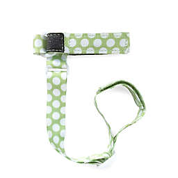 BooginHead® Sippigrip in Green/White Dot